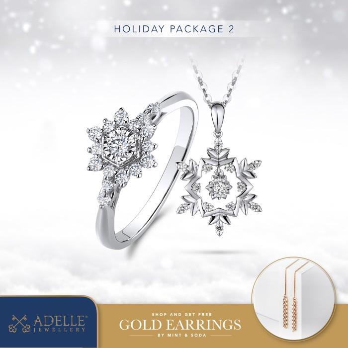 Foto Produk Adelle Jewellery – Holiday Package 2 dari Adelle Jewellery