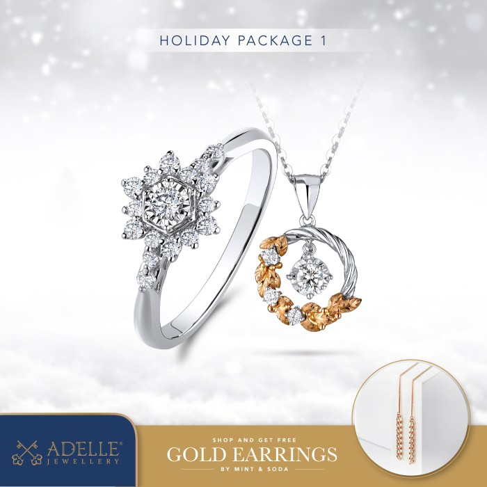 Foto Produk Adelle Jewellery – Holiday Package 1 dari Adelle Jewellery