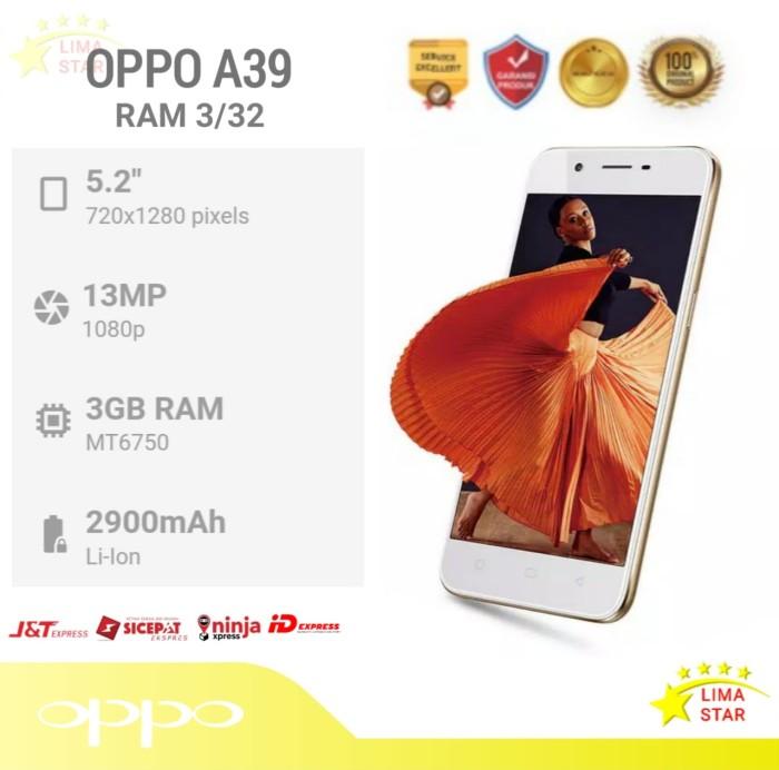Foto Produk Oppo A39 3/32GB - Kuning dari LimaStar