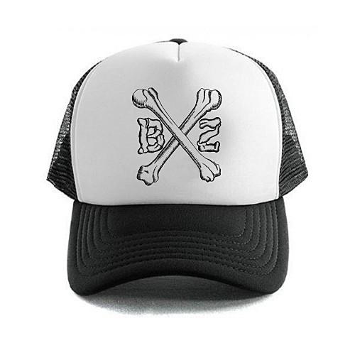 Foto Produk BABY ZOMBIE - Bones Trucker Hat dari Baby Zombie Co.