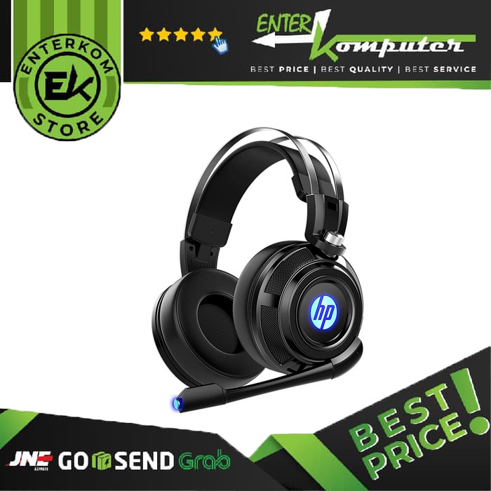 HP H200S Wired Gaming Headset