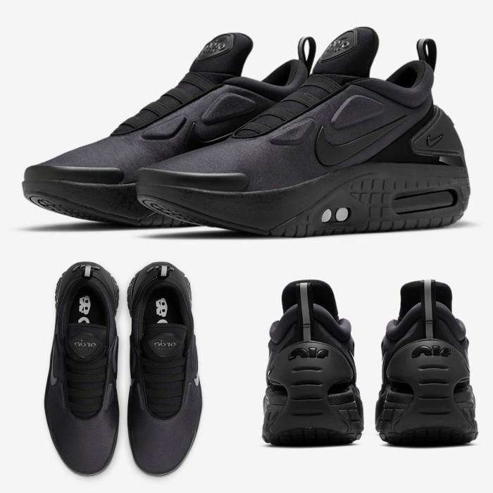 Jual Nike Adapt Auto Max Triple Black Jakarta Utara Hyppening Id Tokopedia