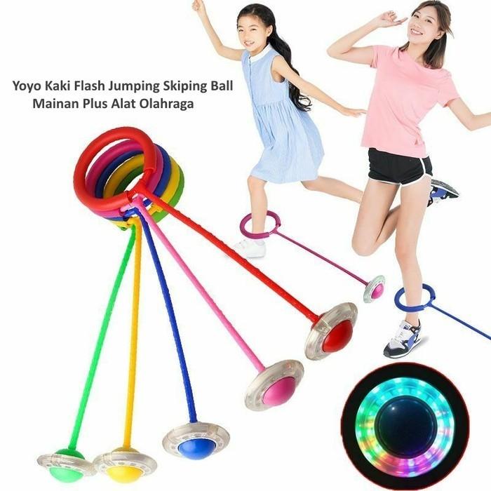 Foto Produk HULA HOOP JUMP BALL LOMPAT KAKI dari ANEKA MAINAN ONLINE