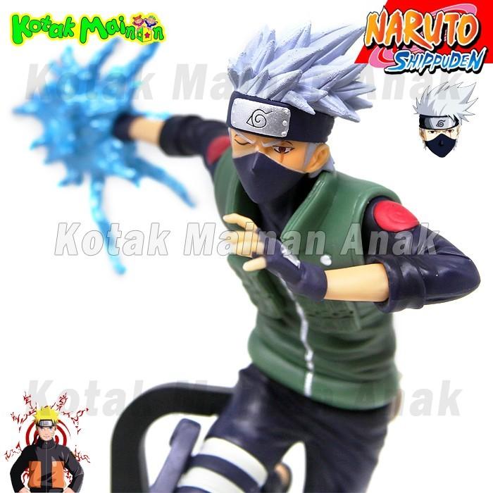 Jual Action Figure Naruto Hatake Kakashi Figure Anime Naruto Figure Raikiri Kab Tangerang Kotak Mainan Anak Tokopedia