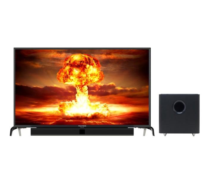 Foto Produk LED TV Polytron 43 Inch PLD43B150 / 43B150 SOUND BAR RESMI dari Candi Elektronik Solo