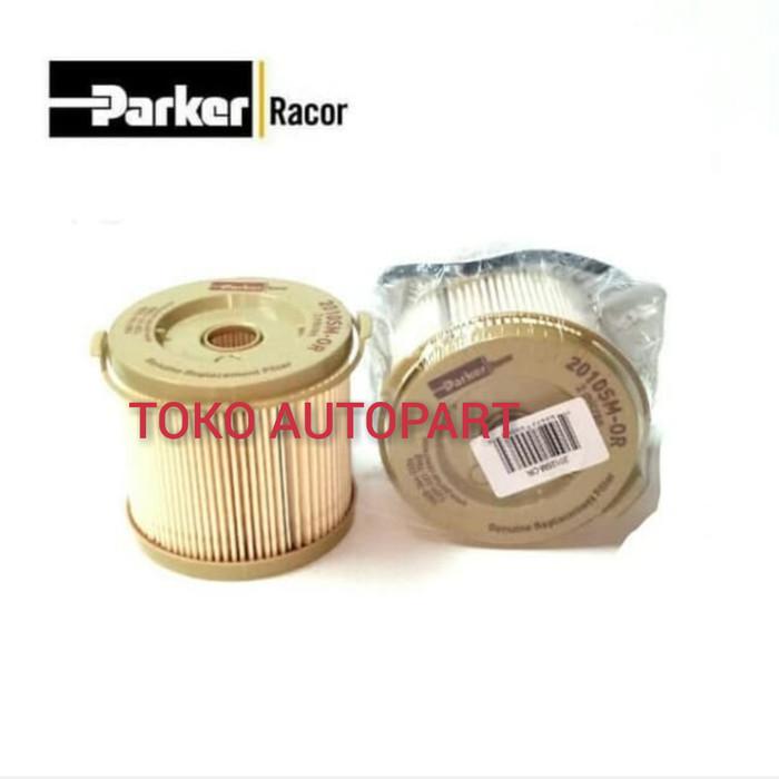 Foto Produk 2010SM-OR 2 MICRON RACOR PARKER GENUINE ORI FUEL FILTER ASLI dari TOKO AUTOPART