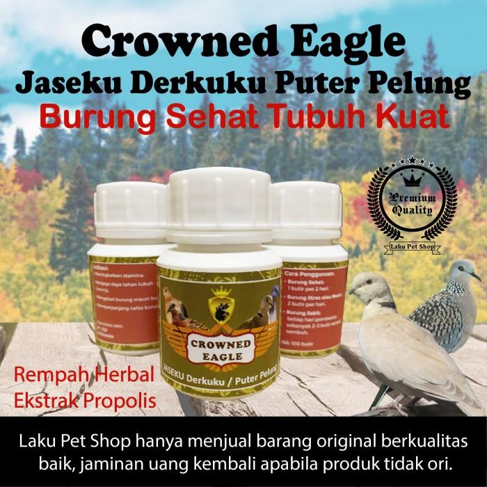 Jual Suplemen Vitamin Burung Jaseku Derkuku Puter Pelung Crowned Eagle Kab Bogor Laku Pet Shop Tokopedia