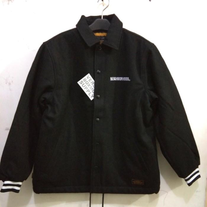 Foto Produk neighborhood w-brooks W-jkt wool jacket original - M dari versus box mod supply