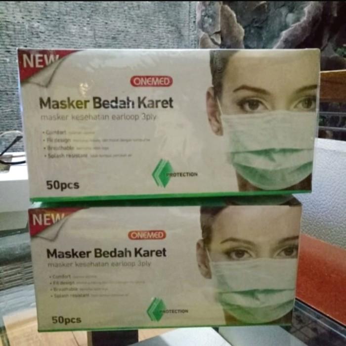 Foto Produk Masker Onemed Bedah Karet Masker Medis dari REJODADI1