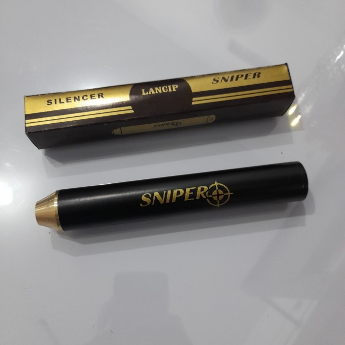 Foto Produk PEREDAM SNIPER dari zain7shop cirebon