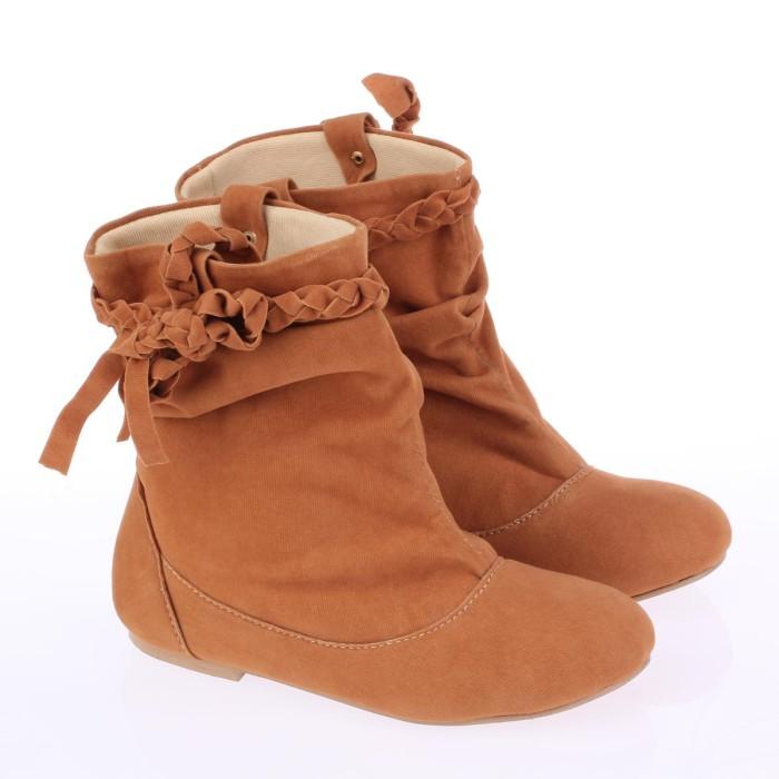Foto Produk Sepatu Boots Anak Perempuan - Sepatu Fashion Anak Perempuan - 26 dari Matrix Shop