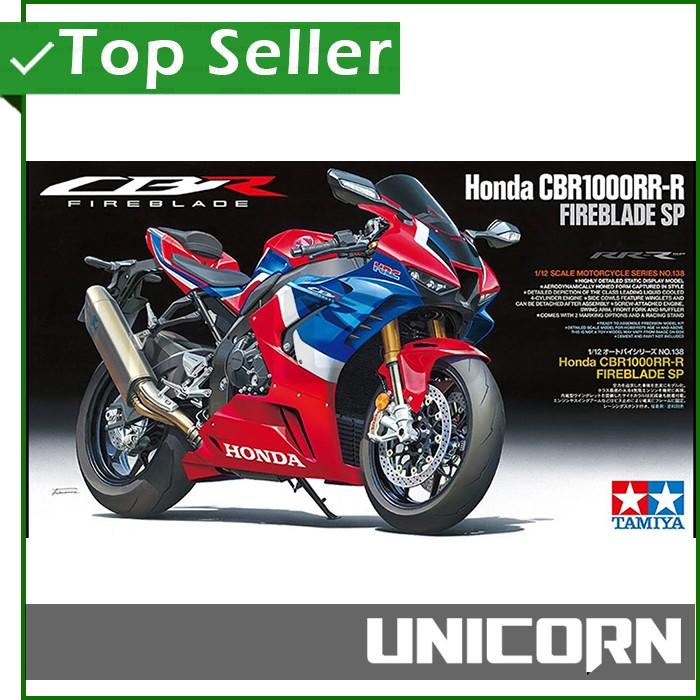 Jual 1 12 Honda Cbr1000rr R Fireblade Sp Tamiya Cbr 1000rr R 1000 Rr R Rrr Kota Semarang Unicorn Toys Tokopedia