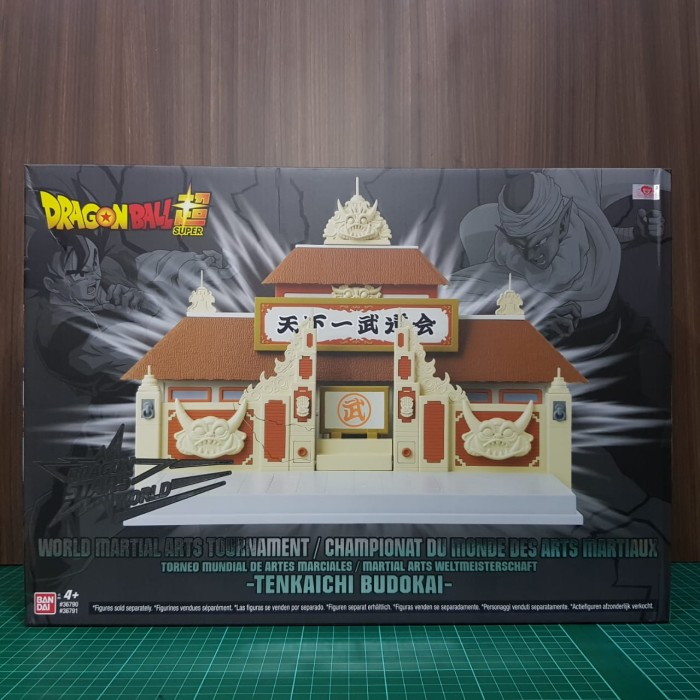 Foto Produk Dragon Stars World Martial Arts Tournament Tenkaichi Budokai dari HSN OL Shop