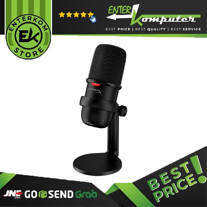 Kingston HyperX SoloCast - Microphone
