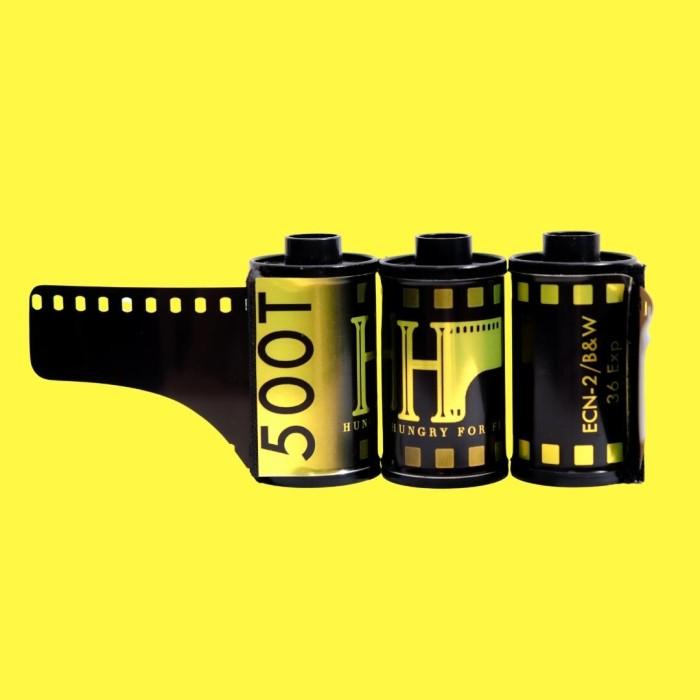 Foto Produk Kodak Vision 3 500T - Hungry For Film - HFF dari Hungry For Film