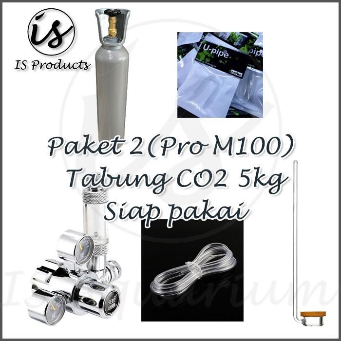 Jual Paket 2 Tabung Co2 Besi 5kg Besi Full Isi Aquascape Co2 Supplies Jakarta Barat Is Aquarium Tokopedia