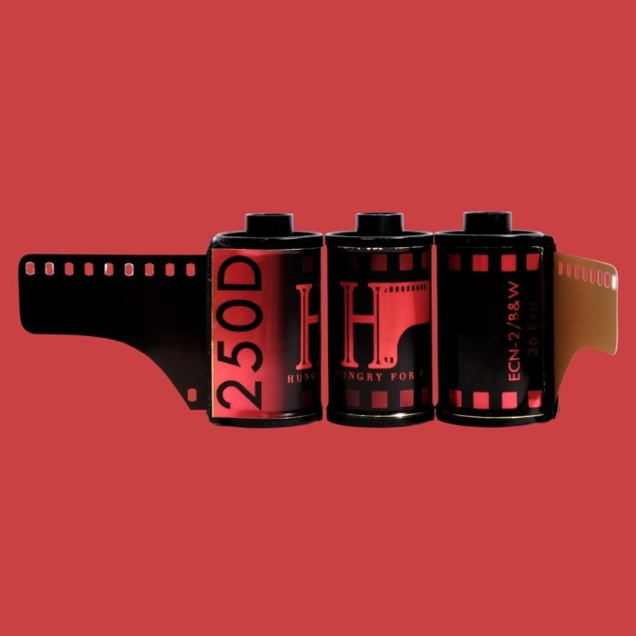 Foto Produk KODAK VISION 3 250D (ECN-2) - Hungry For Film - HFF dari Hungry For Film
