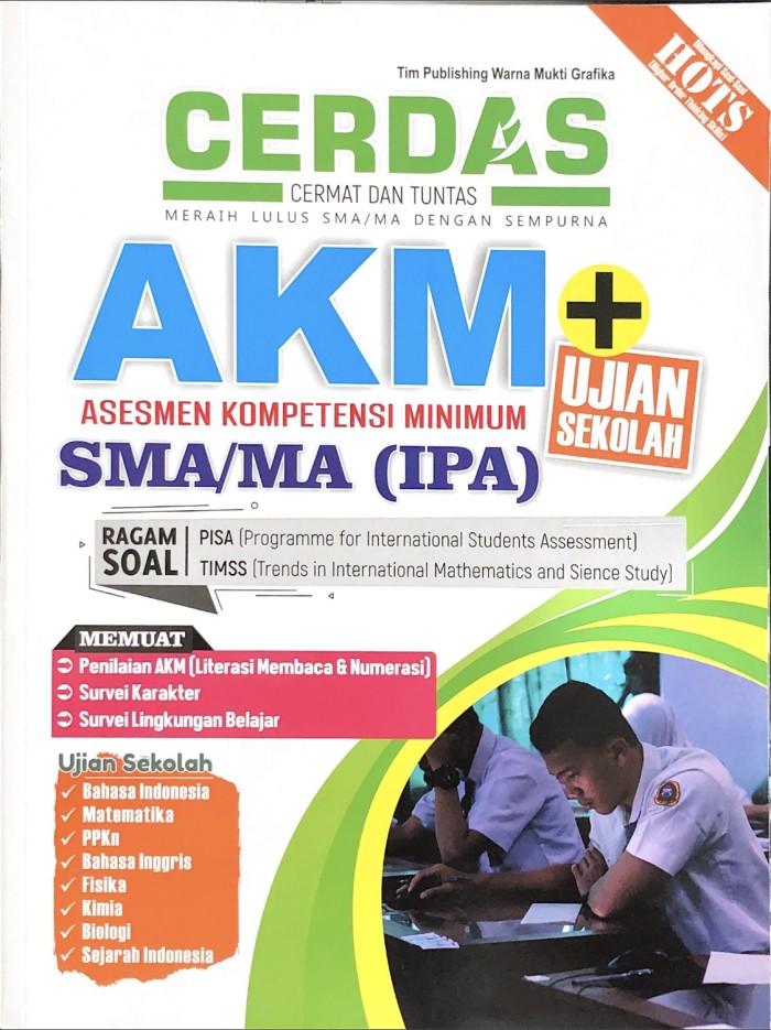 Jual Cerdas Ipa Sma Ma Asesmen Kompetensi Minimum Kota Depok Book Warehouse Tokopedia Dan kebudayaan (kemendikbud) adalah programme for international student assessment (pisa). tokopedia