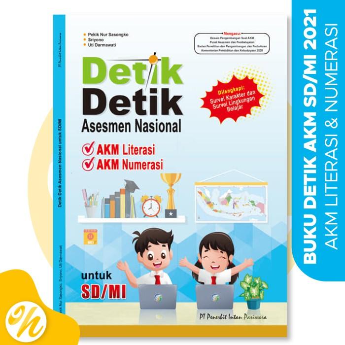 Jual Buku Akm Detik Detik Sd Mi Asesmen Nasional Sd Mi 2021 Intan Pariwara Jakarta Timur Oh Shooop Tokopedia