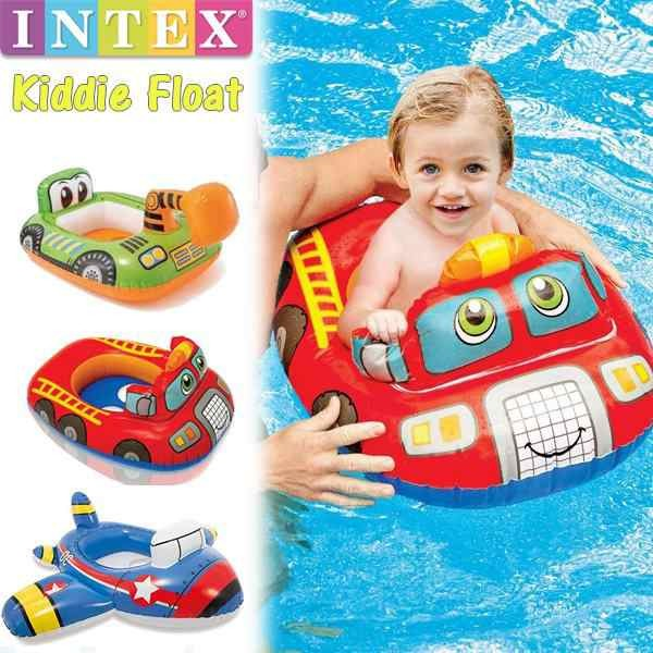 Foto Produk Ban Pelampung Renang Duduk Anak Floaties KIDDIE CAR FLOAT 59586 -Intex - Truck dari KIDDIE SPLASH INDONESIA