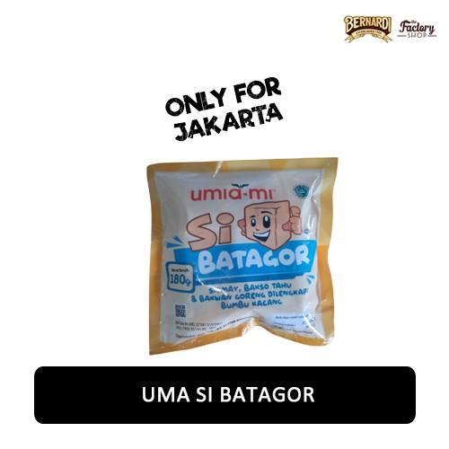 Foto Produk Umami Si Batagor 180 gr dari Bernardi Factory Shop