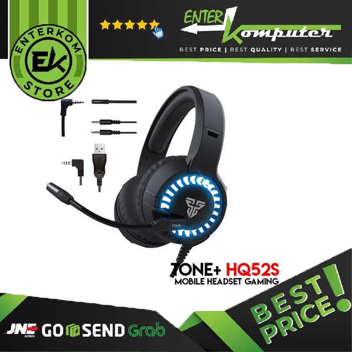 Fantech Tone HQ52S Gaming Headset