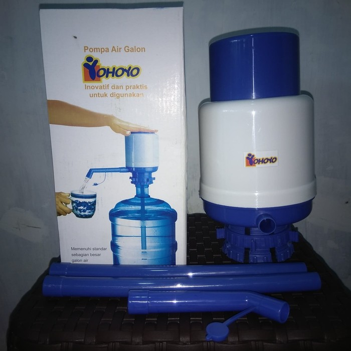 Jual Water Pump Yahoyo Pompa Air Galon Kab Bandung Gudang Jaya Grosir Tokopedia