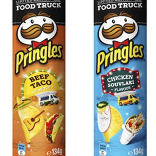 Jual Pringles Food Truck Beef Taco Chicken Souvlaki Chicken Jakarta Barat Little Angels Tokopedia