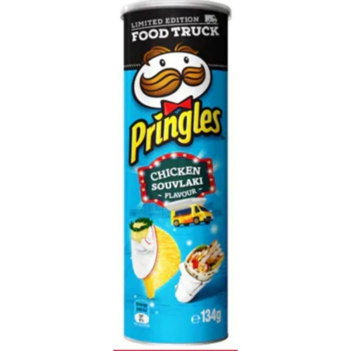 Jual Pringles Chicken Souvlaki Flavour Jakarta Barat Food And Such Tokopedia