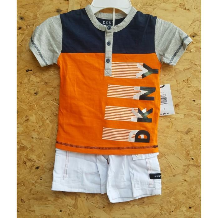 Foto Produk Setelan Kaos Anak cowok DKNY dari Kiosga Collection