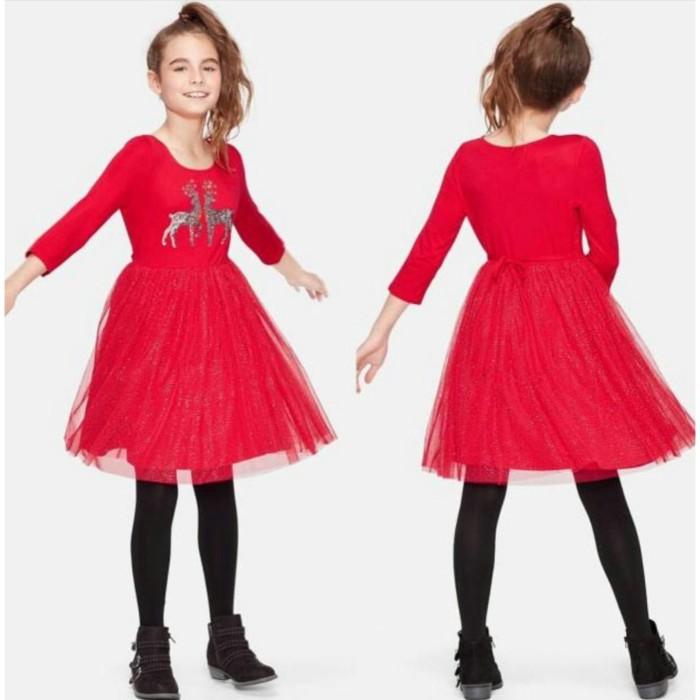Foto Produk Dress Anak Justice Sequin Tutu dari Kiosga Collection