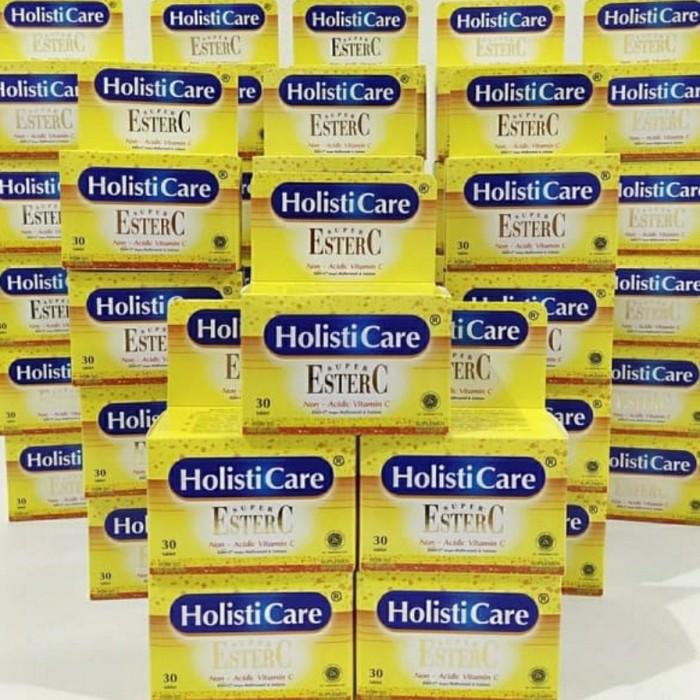 Foto Produk HOLISTICARE ESTER C , 30TAB ,MURAHH DAN ORIGINAL !!! dari Original Store.id