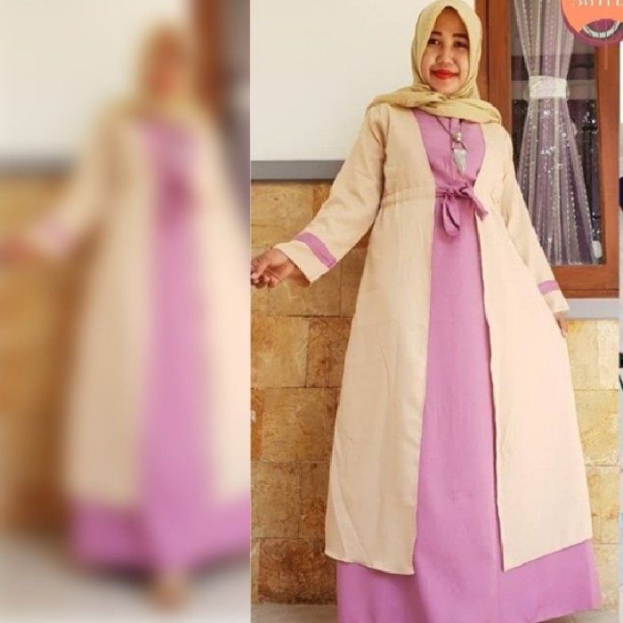 Foto Produk Gamis Alasta Baju gamis murah baju setelan wanita dari Neni Collection 95
