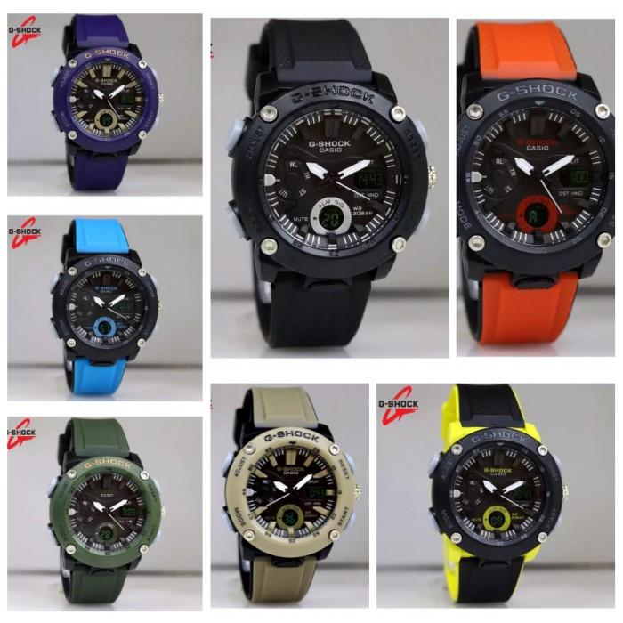 Foto Produk Jam tangan G-Shock Jam tangan Casio Jam tangan pria Jam tangan wanita - Putih dari Bocianz Store Official