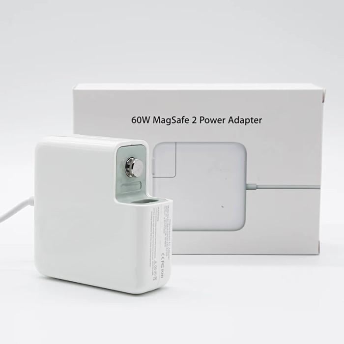 Foto Produk Power Adaptor Apple Magsafe2 60W 16.5V-3.5A Grade Original New Grosir dari Toko Pratama Computer