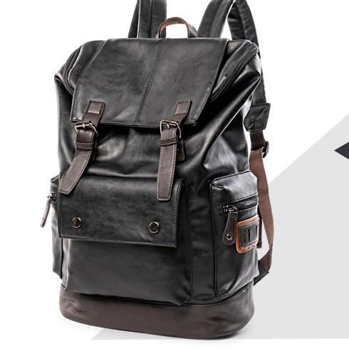 Foto Produk Tas Ransel Kulit Pria (PHANTOM) dari Leather Concept