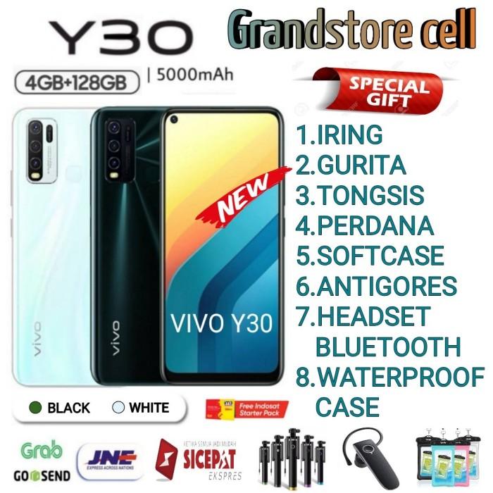 Foto Produk VIVO Y30 RAM 4/128 GB GARANSI RESMI VIVO INDONESIA - Demo Tanpa Dus dari Grandstore cell