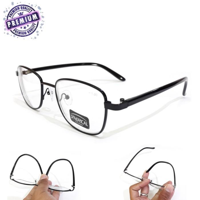 Foto Produk kacamata minus murah frame premium tangkai lentur ringan dari OPTIK AGUS FASET