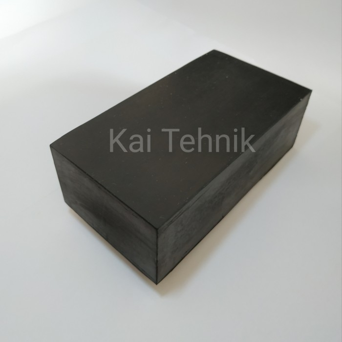 Foto Produk Karet Bantalan / Dudukan / Rubber Mounting Kotak 15x8x5 cm padat dari Kai Tehnik