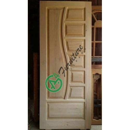 Jual Pintu Rumah Kupu Tarung Jati Unik Kab Jepara Ag4 Furniture Tokopedia