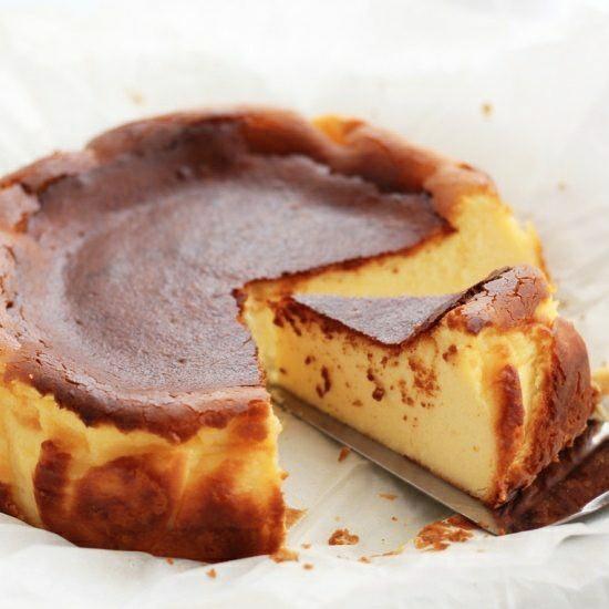 Jual Basque Burnt Cheesecake Cheese Cake Ori Slice Kab Tangerang Ena S Corner Tokopedia