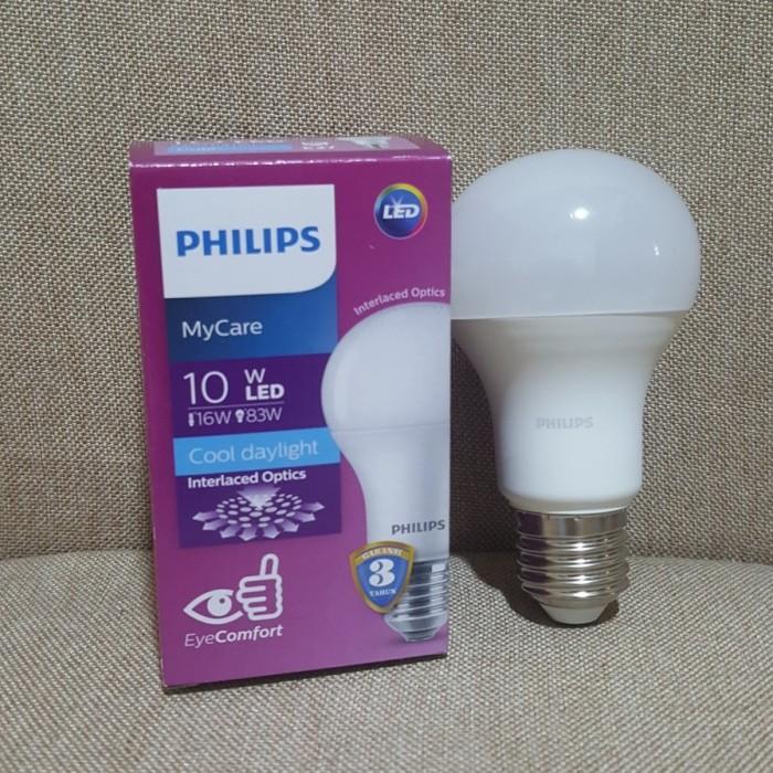 Jual Lampu Led Philips 10 W Cool Daylight Jakarta Pusat Hepiilee Tokopedia