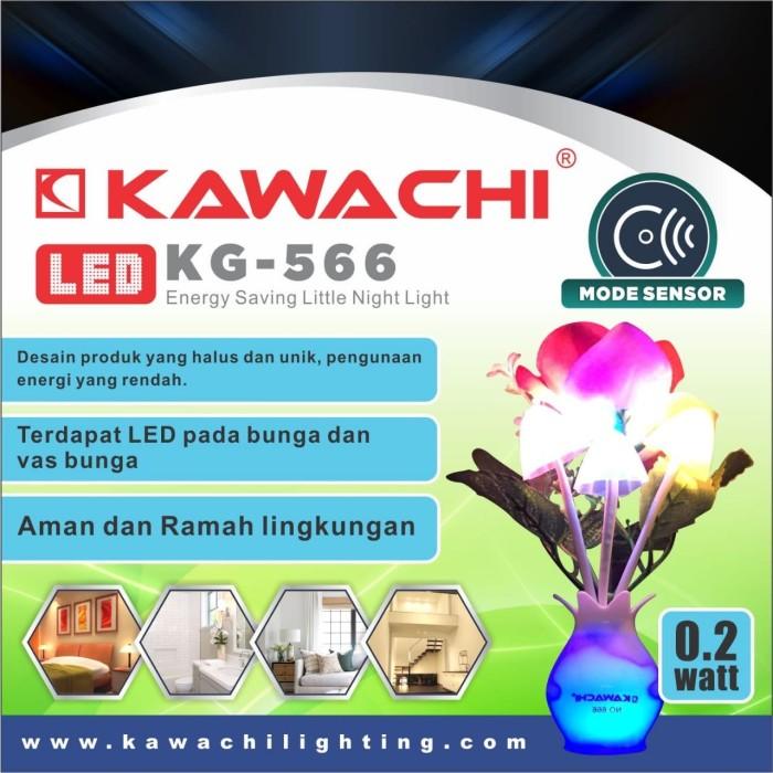 Jual Lampu Vas Bunga Led Kawachi Kg 566 Mode Sensor Kota Medan Philips Lampu Hias Medan Tokopedia