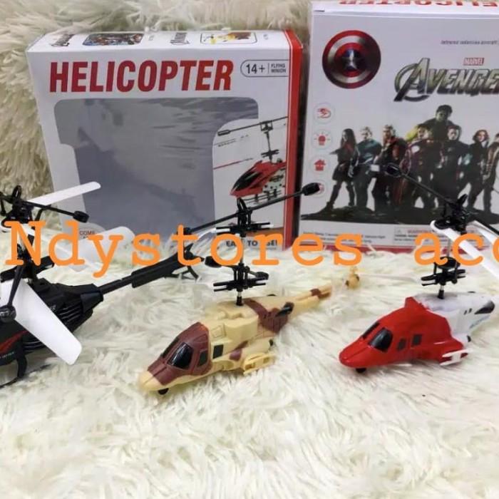 Foto Produk HELICOPTER SENSOR TANGAN / DRONE MINI SENSOR dari NDYSTORES PUSAT ACC