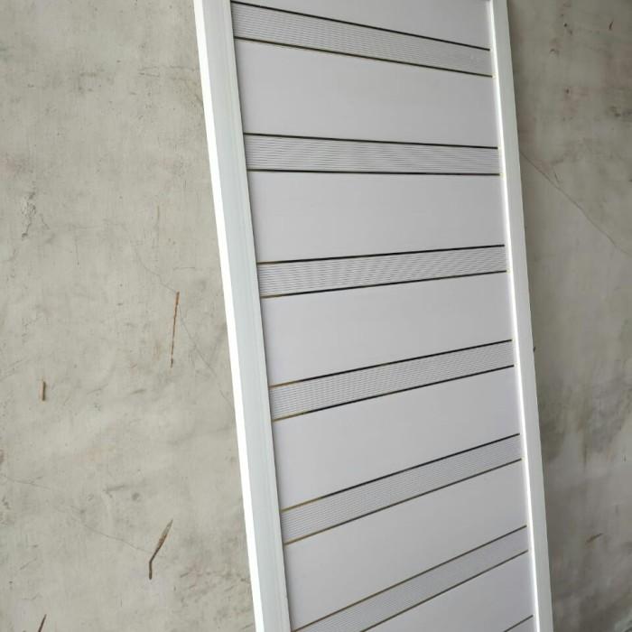 Jual Pintu Kamar Mandi Aluminium PVC 80x210 cm - Kota ...