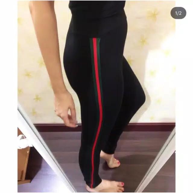 Jual Bawahan Wanita Celana Legging List Samping Legging Premium Kece Kota Jambi Sm C0llecti0n Tokopedia