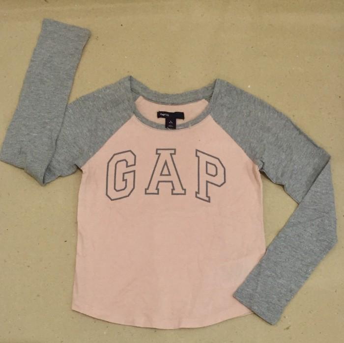 Foto Produk Kaos anak cewek salem Gap kids - XS dari au'let