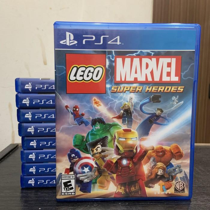 Jual Lego Marvel Super Heroes Game Ps 4 Kab Bandung Barat Gamedepot Tokopedia