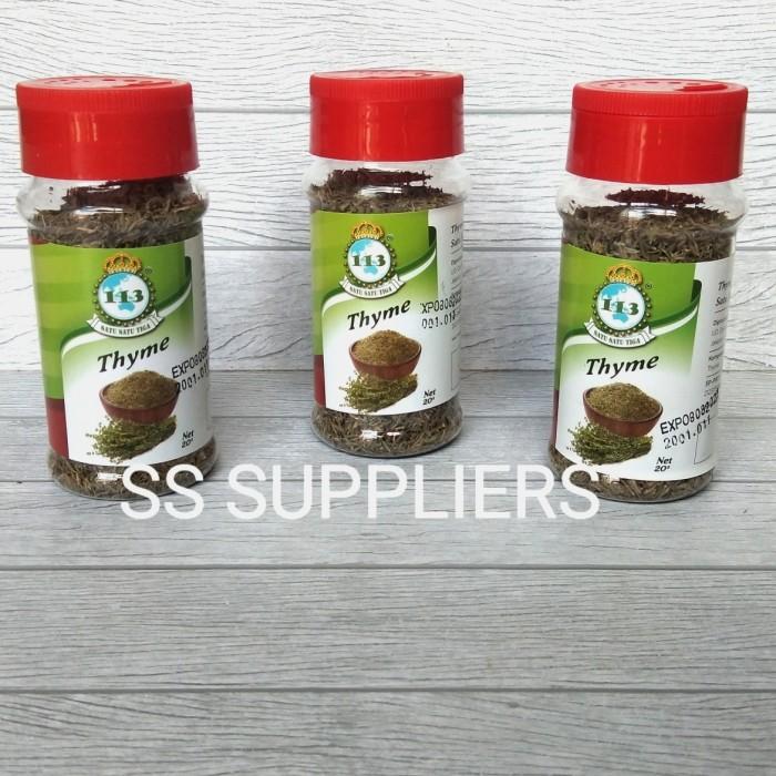 Foto Produk Thyme Best seller! dari SS Suppliers F&B Jakarta