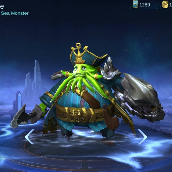 Jual Skin Bane Deep Sea Monster Kota Malang Moby Com Tokopedia